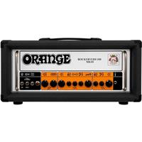 Image of Orange Rockerverb 100 MKIII 100W 2-Channel Guitar Amplifier Tube Head, Black