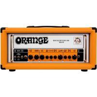 Image of Orange Rockerverb 100 MKIII 100W 2-Channel Guitar Amplifier Tube Head, Orange