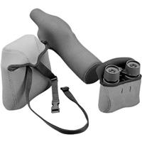 """Op/Tech Soft Pouch for Medium Spotting Scopes 14-17"""" Long and 3.5"""" in Diameter - Nature"""