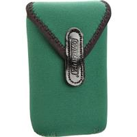 """Op/Tech Soft Pouch for PDA/Camera, Forest Green, Micro (3.375x5.25x1.0"""")"""