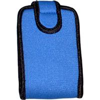 Op/Tech Snappeez, Soft Belt Style Pouch for Film & Digital Cameras, Cell Phones, Radios, MP3 Players, Small, Royal Blue