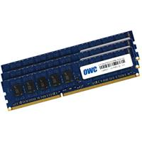 OWC / Other World Computing 24GB (3x 8GB) Matched Pair 1333MHz 240-Pin SDRAM DIMM DDR3 (PC10600) Memory Upgrade Kit for PC Desktops, Mac Pro 'Nehalem' & 'Westmere' Models