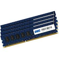 OWC / Other World Computing 32GB (4x 8GB) Matched Pair 1333MHz 240-Pin SDRAM DIMM DDR3 (PC10600) Memory Upgrade Kit for PC Desktops, Mac Pro 'Nehalem' & 'Westmere' Models