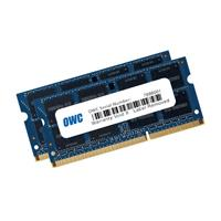 OWC / Other World Computing 12GB (4GB + 8GB) 1333MHz 204-Pin DDR3 SO-DIMM (PC3-10600) Memory Upgrade Kit for MacBook Pro, iMac, Mac mini and PC Laptops