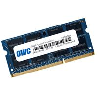 OWC / Other World Computing 8GB 1600MHz 204-Pin DDR3L SO-DIMM (PC3-12800) Memory Module for MacBook Pro, iMac, iMac with Retina 5K Display, Mac mini and PC Laptops, CL=11, Unregistered, Dual Rank, Non-ECC, 1.35V