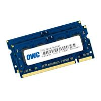 OWC / Other World Computing 4GB (2x 2GB) 667MHz 200-Pin SO-DIMM DDR2 (PC2-5300) Memory Upgrade Kit for MacBook, MacBook Pro, Mac mini, iMac and PC Laptops