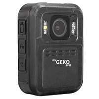 """Image of myGEKOgear Aegis 200 1440p HD GPS Body Camera with Night Vision, Built-In Microphone and 2"""" LCD Screen"""