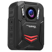 """Compare Prices Of  myGEKOgear Aegis 300 1440p HD GPS Wi-Fi Body Camera with Night Vision, Built-In Microphone and 2"""" LCD Screen"""