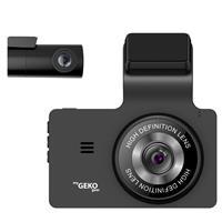 Image of myGEKOgear Orbit 956 4K UHD Wi-Fi & GPS Logging Dual Dashcam