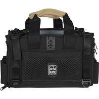 Image of Porta Brace Audio Organizer Rigid-Frame Protective Case for Zoom F8 Recorder & Wireless Mics, Black