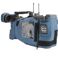 Porta Brace CBA-PMW500 Camera Body Armor for Sony PMW-400/PMW-500 Camcorders, Blue