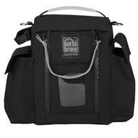 Image of Porta Brace SL-1 Sling Pack, Holds Small Items/Batteries/Cell Phone/Tripod Plates/Small Mics, Black