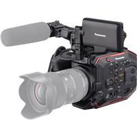 Image of Panasonic AU-EVA1 5.7K Super 35 Handheld Cinema Camera, EF Mount