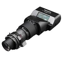 Image of Panasonic 5.3mm f/2.0 Fixed-Focus Ultra Short-Throw Lens for 1-Chip DLP Projectors, 0.38:1 Throw Ratio