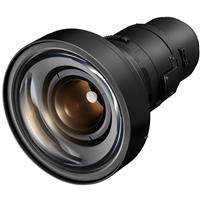 Image of Panasonic 13.09-17.03mm f/1.7-1.99 Fixed Zoom Lens for EZ590 Series Projectors, 0.92-1.22:1 Throw Ratio