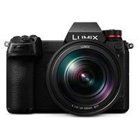 Panasonic LUMIX S1 Mirrorless Camera with LUMIX S 24-105mm f/4 O.I.S Lens