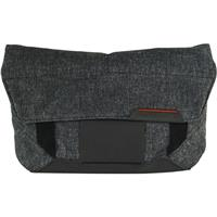 Peak Design The Field Pouch for Cords, Accessories, Batteries, Hard Drives and Even Mirrorless Cameras and Lenses, Charcoal