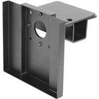 Image of Peerless Flat Shelf Mount with Rear Half Cover, for Samsung DB10D Display