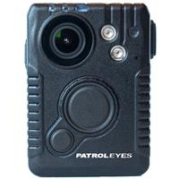 Image of Patrol Eyes DV10 PRO 1080p WiFi Police Body Camera with GPS Tracking & Night Vision