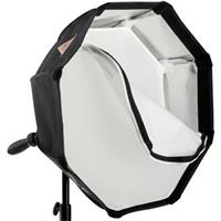 Image of Photoflex FV-SODXS OctoDome nxt Extra Small Softbox, 1.5', for Shoe Mount Flashes or Continuous Output on Camera Video Lights