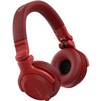 Image of Pioneer Electronics HDJ-CUE1BT On-Ear DJ Headphones with Bluetooth, Red