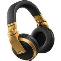 Image of Pioneer Electronics HDJ-X5BT Over-Ear DJ Headphones with Bluetooth, Gold