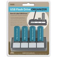 Image of Pioneer Photo Album USB-4 USB Flash Drive Organizer