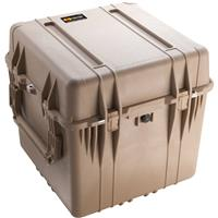 "Pelican Watertight 20"" Hard Cube Case with Padded Dividers, Desert Tan Product image - 258"
