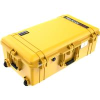 Image of Pelican 1615 Air Case Wheeled Check-In Case without Foam, Yellow