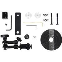 ProAm DIY Slider Motor Components to Motorize Slideways Slider Kit