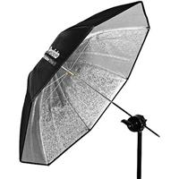 "Image of Profoto Shallow Silver Umbrella, Small, 33"" (83.82cm)"