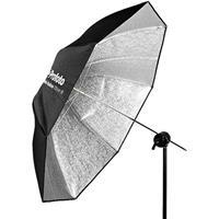 "Image of Profoto Shallow Silver Umbrella, Medium, 41"" (104.14cm)"