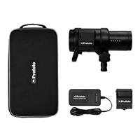 Image of Profoto B1X 500 AirTTL To-Go Kit, Flash Head, Battery, Battery Charger and Bag