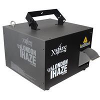 Image of ProX X-LH1500 London Haze Fog/Haze Machine, 1500W with 8 Key RF Remote