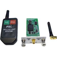 Image of PSC Bell & Light RF Remote Control with Receiver and Antenna