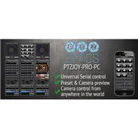 PTZOptics Rocosoft PTZJoy IP Pro - IP Port PTZ Camera Controller for PC