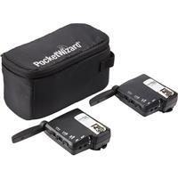PocketWizard 2x FlexTT5 Remote TTL Flash Triggering Transceivers for Panasonic Bonus Bundle 3