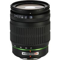 Pentax SMCP-DA 17-70mm f/4 AL (IF) SDM Super Wide Angle Auto Focus Zoom Lens