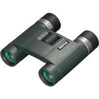 Image of Pentax 8x25 AD Series Water Proof Roof Prism Binocular with 5.5 Degree Angle of View, Black