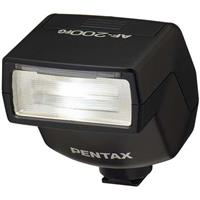 Pentax AF-200FG Dedicated Shoe Mount Flash, Guide Number 65, ISO 100, Covers Focal Lengths Down to 2 Product image - 258