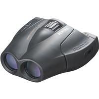 Image of Pentax 8x25 UP Series Weather Resistant Porro Prism Binocular with 6.2 Degree Angle of View, Black