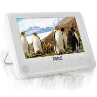 "Image of Pyle PLMRDV94 9"" Waterproof Portable Multimedia Disc Player"