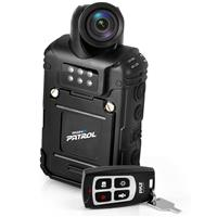Image of Pyle PPBCM28 Ultra HD Body Camera with 32GB Built-In Memory, 1920x1080 at 30fps, 15m IR Range, IP-68 & IP-67