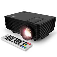 Pyle Pyle PRJG88 Compact Digital Multimedia Projector, HD
