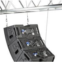 Image of QSC M10 Forged-Shoulder Steel Eyebolt Kit for Suspending KLA181 Loudspeakers, 4 Pack