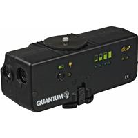 Impressive Quantum Turbo AC, All-Day Continuous Power for QFLASH, Shoe & Handle Mount Flashes and Digital C Product photo