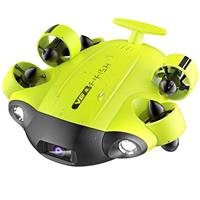 Image of Qysea FIFISH V6s Underwater ROV with Robotic Claw and Industrial Case