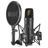 "Rode Microphones NT-1 KIT 1"" Cardioid Condenser Microphone with SMR Shockmount"