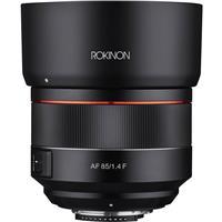 Image of Rokinon 85mm f/1.4 Auto Focus Lens for Nikon F