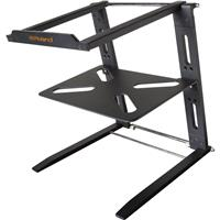 Roland Folding Aluminum Laptop Stand with Tray